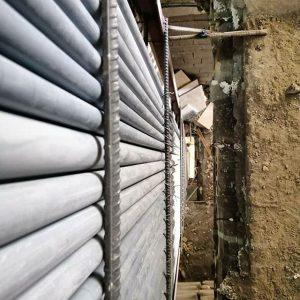 رایزر لوله های برق ساختمان